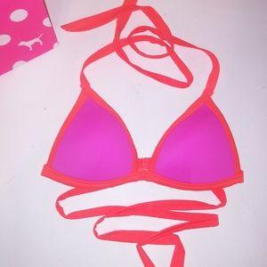 PINK Victoria's Secret Swim - Victoria Secret PINK Swim Bikini Top